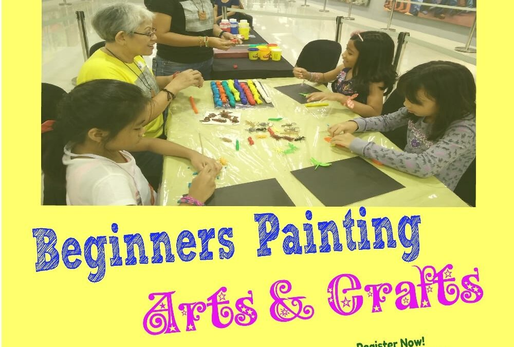 Artsy summer workshops for kids at Gateway Gallery